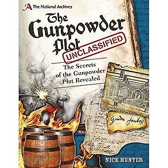 Het Nationaal Archief: De Gunpowder Plot niet-geclassificeerde