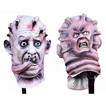 Masque de boue pour l'Halloween
