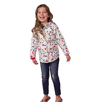 Lighthouse Sophia Girls Jacket Mermaid Print