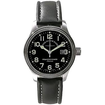 Zeno-Watch Herrenuhr NC Pilot Automatic Chronometer 9554C-a1