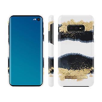 iDeal von Schweden Samsung Galaxy S10E-Gleaming Lakritze