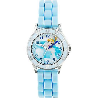 שעון אנלוגי הנסיכה של דיסני לצפות