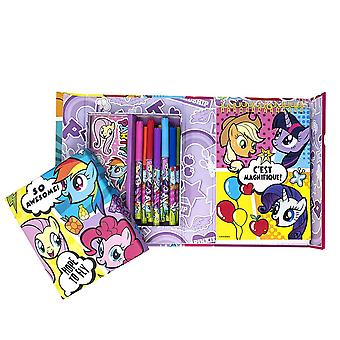 Min lilla ponny Comic art Box
