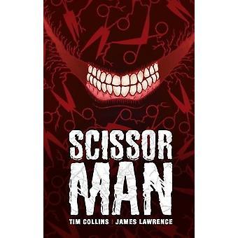 Scissor Man by Tim Collins - 9781788372176 Book