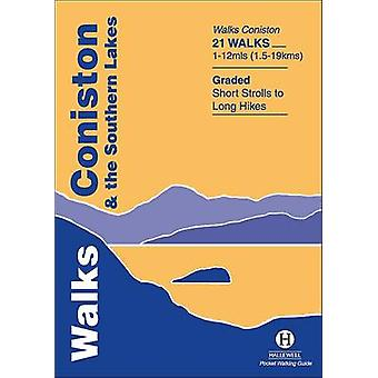 Walks Coniston and the Southern Lakes by Richard Hallewell - 97818724