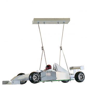 Zoeklicht F1 Racing auto hanger licht montage