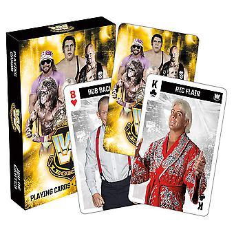 WWE أساطير لعب بطاقات