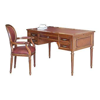 Louis XVI Schreibtisch und Stuhl
