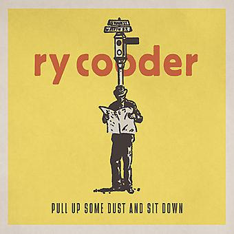 Ry Cooder - Pull Up Some Dust & Sit Down [CD] USA import