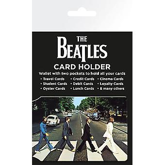 Beatlesin Abbey Road Travel Pass / Oyster kortinhaltija