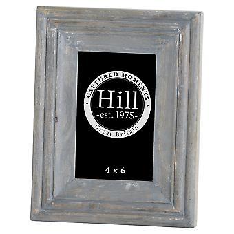 Bevelled Wooden Photo Frame