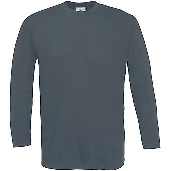 B&C Kollektion - B&C Exact 150 Langarm T-Shirt