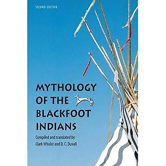 Mythologie des Indiens pieds-noirs (Sources de la littérature orale d'amérindiennes)