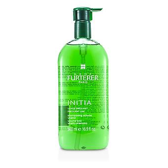 Rene Furterer Initia Volume and Vitality Shampoo - Frequent Use, All Hair Types 500ml/16.9oz