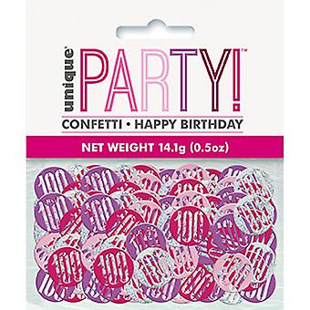 Unique Party Glitz 100 Confetti