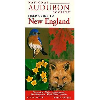 National Audubon Society Field Guide to New England by National Audub