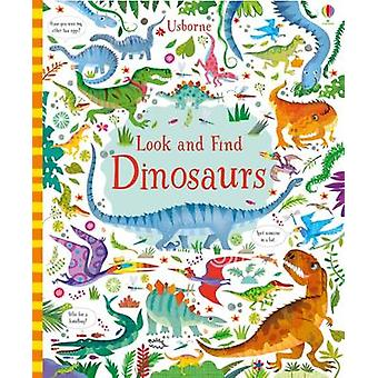 Look and Find Dinosaurs by Kirsteen Robson - Gareth Lucas - 978147492