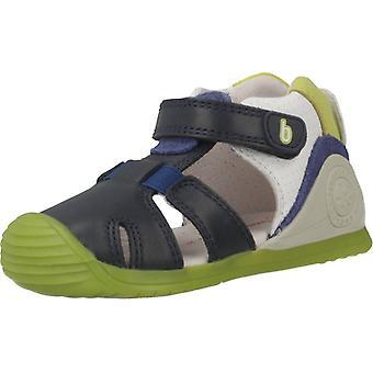 Biomecanics Sandals 192136 Color Azulima
