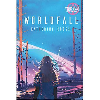 Worlds of Legacy 5 Worldfall Legacy Life Among the Ruins RPG 2nd Edition