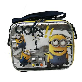 Lunch Bag - Opovrhnutiahodný Me 2 - Minion Silver Movie Case 085555