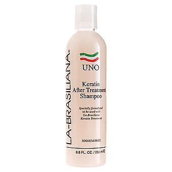 La Brasilliana La Brasiliana UNO Keratin After Treatment Shampoo