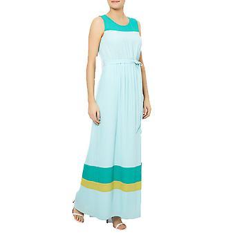 Darling vrouwen ' s colourblock Gracie maxi jurk