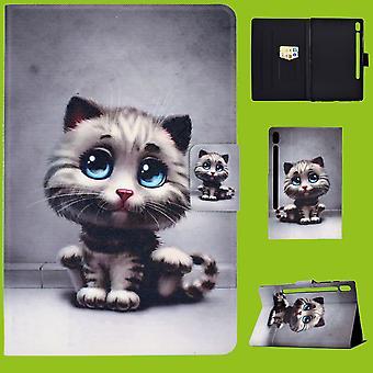 Für Samsung Galaxy Tab A 10.1 2019 T510 T515 Motiv 59 Tasche Kunst Leder Hülle Etuis