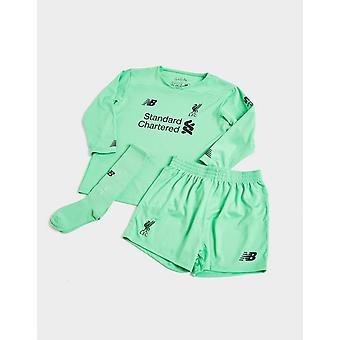 Nou nou sold sugari Liverpool FC 2019/20 portar away Kit verde