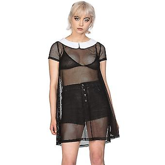 Banned Apparel Temptress Collar Dress