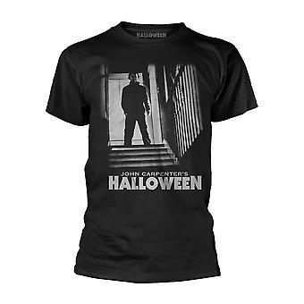 John Carpenters Halloween Michael Myers Stand officiella T-shirt