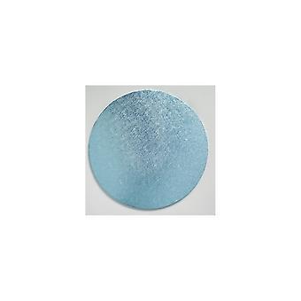 """Culpitt 10"""" (254mm) Tavola torta rotondo Light Blue Pack di 5"""