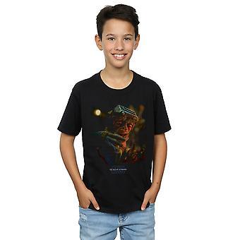 Star Wars jongens de opkomst van Skywalker Babu frik T-shirt