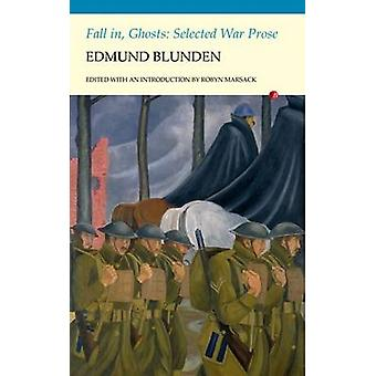 Fall In Ghosts by Edmund Blunden