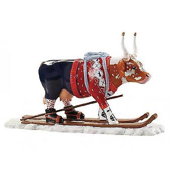 Cow Parade Cow-Ski Loypelin Lauslam (medium)