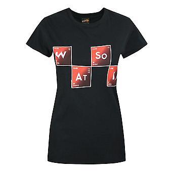 Plan 9 Sherlock Holmes Bad Breaking Watson Women's T-Shirt