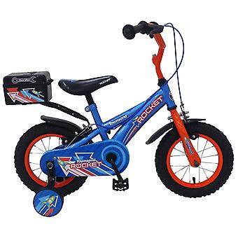 Townsend Rocket 12 Inch Bike With Pneumatic Tyres and Removable Stabilisers