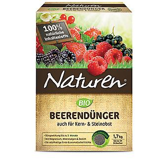 SUBSTRAL® Natural® Berry Fertilizer ORGANIC, 1.7 kg