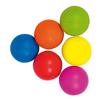 Nayeco Balle Caoutchouc Dure pour Chiens 8,3 cm (Chiens , Jouets et sport , En latex)