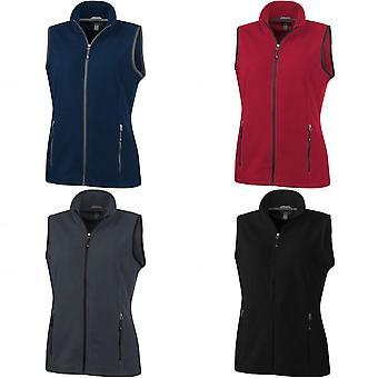Elevate Womens/Ladies Tyndall Micro Fleece Bodywarmer