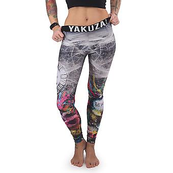 YAKUZA Women's Leggings Spiderrush