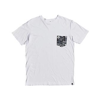 DC Wes Kremer Pocket Lyhythihainen t-paita valkoinen