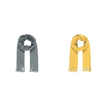 Intrigue Womens/Ladies Classic Scarf with Tassels