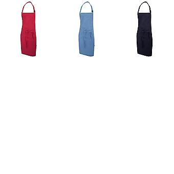 Dennys Multicoloured Bib Apron 28x36ins (Pack of 2)