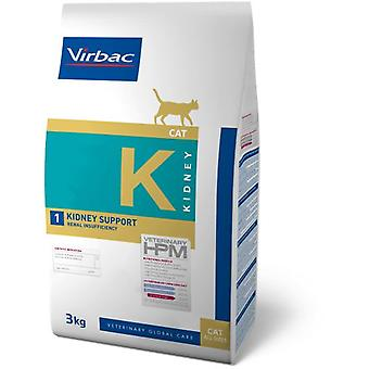 HPM Veterinary HPM K1 Kidney Support (Cats , Cat Food , Dry Food)