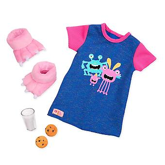 Notre generation Snuggle Monster Outfit