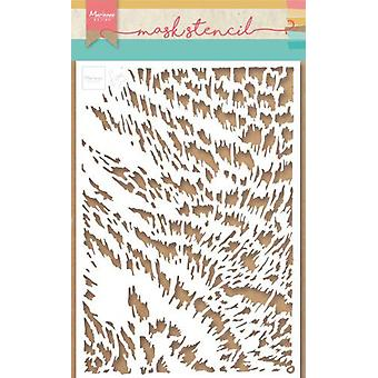 Marianne Design Stencil Tiny's Cat Fur Ps8028 149x210mm