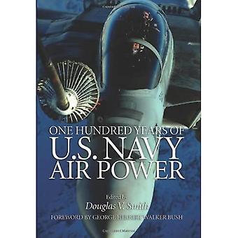 Cem anos de alimentação de ar da Marinha dos EUA
