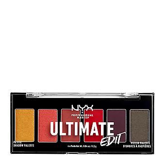 NYX PROF. MAKIJAŻ Ultimate Shadow Palette Petit Edition - Phoenix