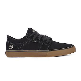 Etnies Barge LS BARGEBLACK universal all year men shoes