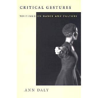 Kritische gebaren van Ann Daly - 9780819565662 Boek